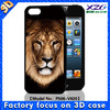 Designer cell phone cases wholesale 3D phone case for iphone5s/5c