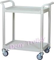 INNOVATIVE 2 Shelf Utility carts, service cart,Mehrzweckwagen
