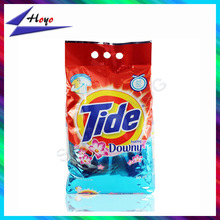 Custom Printed laundry detergent powder bag