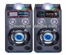 "Good bass 8""-12"" Professional speaker/active speaker, stage speaker with EQ/USB/SD/Woofer active lights"