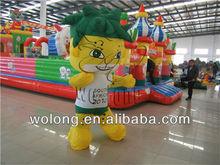 custom giant inflatable advertising cartoon inflatable mascot cartoon