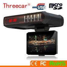 Newest action radar cars GPS detector+G-Sensor camera min dvr used accident cars for sale