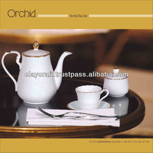 ceramic tea set promotional item