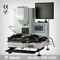 Gmax rm-2060 portátil máquina de reparación de bga estación de la reanudación