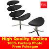 red chair , room decorative lounge chair , Corona Chair FA039