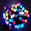 nuevo 2013 luces de navidad bola de cristal decoración de la navidad