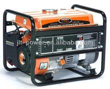 Jp1500 gasolina generación 1000 w de cobre / aluminio alternador bobinas