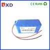 high capacity 18650 li-ion rechargeable battery 14ah 12v