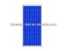 12V 130W PV Poly Solar Panel