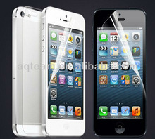 For IPhone 5 High Clear Screen Protector