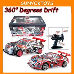 1:10 4WD Rc Drift Racing Car;360 Degrees Drift (30KM/H)