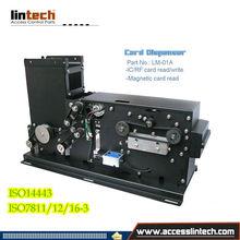 RFID/IC card read write Magnetic Card dispenser LM-01A