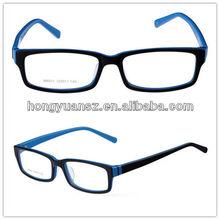 2013 fashion styles top clear acetate frame eyewear wholesale
