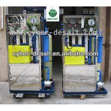 seawater desalinator /seawater purification / 1000LPD seawater purification NF system