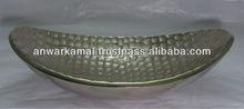 Aluminum Home Decorative Serving Bowl