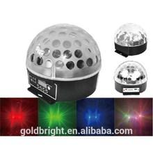 RGB MIX LED Effect Light LED Disco Ball Light RGB