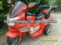 Single drive motorcycle for children/double drive child motorcycle