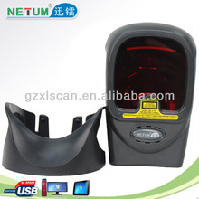 NT-2021 supermarket code bar reader with omni-directional scan model