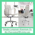 moderno ejecutivo silla de perfil de aluminio extruido para muebles