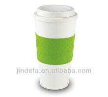 porcelain/ceramic travel mug