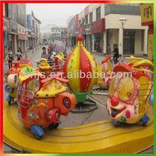Funny!!!children rides electric mini train