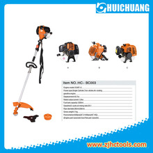 43cc petrol strimmer with spare parts for brush cutters