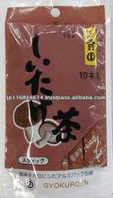 Instant low calorie Japansee Mushroom Tea as a soup
