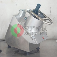 Professional and affordable potato pieces machine QC-500H