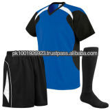 2012 Newest style soccer uniform ,wholesale soccer jersey and shorts
