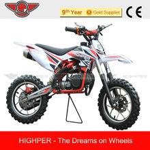 2013 New 2 Stroke 49cc Mini Dirt Bike Motorcycle for Kids