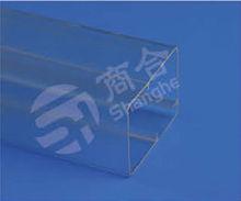 transparent soft plastic card/price holder retail for supermarket