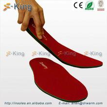 custom remote control heated insoles,warm foot pad SK3011-80115