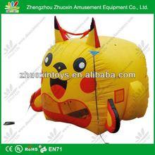Kids Outdoor outdoor inflatable cartoon