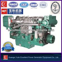 YC6T motor for fishing boat 300-450 hp