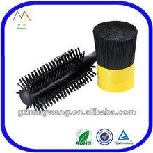 Large Paddle Brush with Tourmaline Nylon 66 Bristles