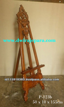 Mahogany Furniture Classic - Victorian Easel mahogany furniture