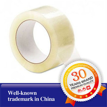 high quality acrylic glue bopp tape