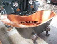 Copper Bathtub kerajinan tembaga kuningan