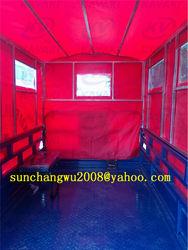 175CC ambulance tricycle export to Africa(KAVAKI MOTOR Life-saving 3 wheel motorcycle,safe&Speed&comfortable=Life-saving)