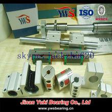guias linear, crew balls, kit cnc 4 axis linear bearing linear guide block SHAFT SK8 SHF12 TBR16uu SBR20UU LM25LUU SCE30UU