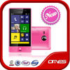 South America Hot Seller 4inch Touch Screen Quad Band Cheap Cell Phone