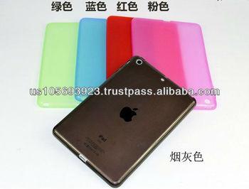 IMPRUE For Ipad MINI Clear Soft TPU Case 7 Colors