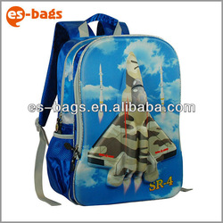 cheap school bags trendy backpack new 3D Carton
