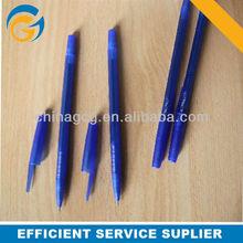 2013 Simple Plastic Blue Cheap Plastic Ball Point Pen