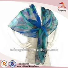 Digital Print Colorful Long Pashimina for Ladies