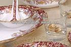 decorated new bone china dinner set