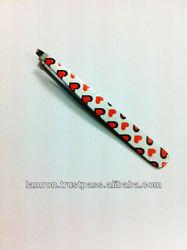 Slant tip Tweezers/ Eyebrow tweezers/ Manicure tweezers