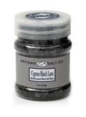 Cyprus Black Lava Sea Salt by Artisan - Flip-Top Jar (Case of 12)