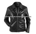 şık tasarımı ucuz erkek deri ceket