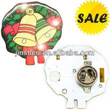 blank christmas ornament/ christmas craft/ christmas item
